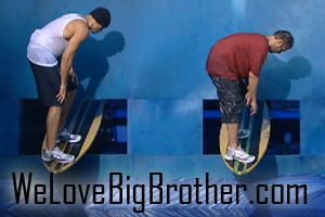 Big Brother 12: Week 2 Endurance HOH Competition (Spoilers