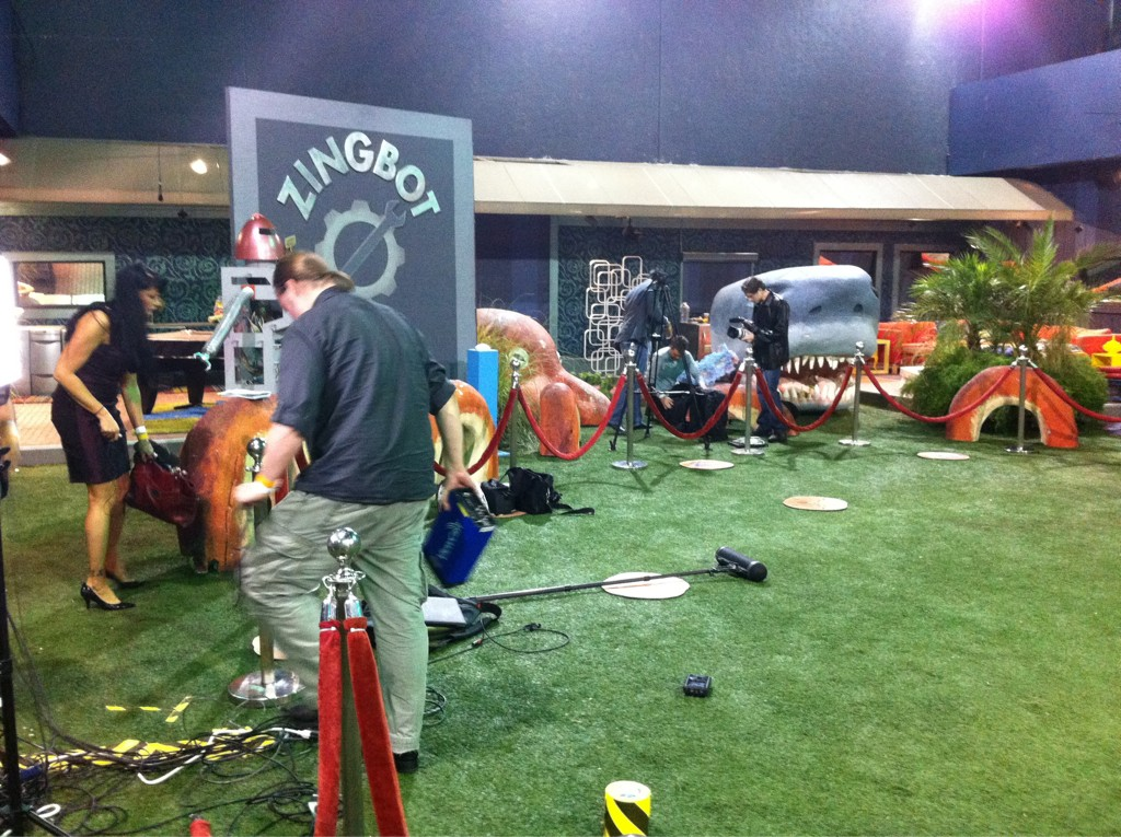 Interviews from the Big Brother 13 Backyard (Videos)  Big Brother 17